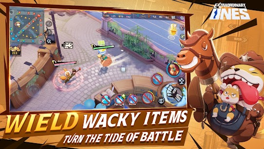 Extraordinary Ones Apk Download For Android and Iphone 4