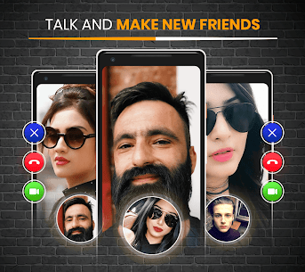 Live Video Call – Girls Random Video Chat Apk Free    Download 5