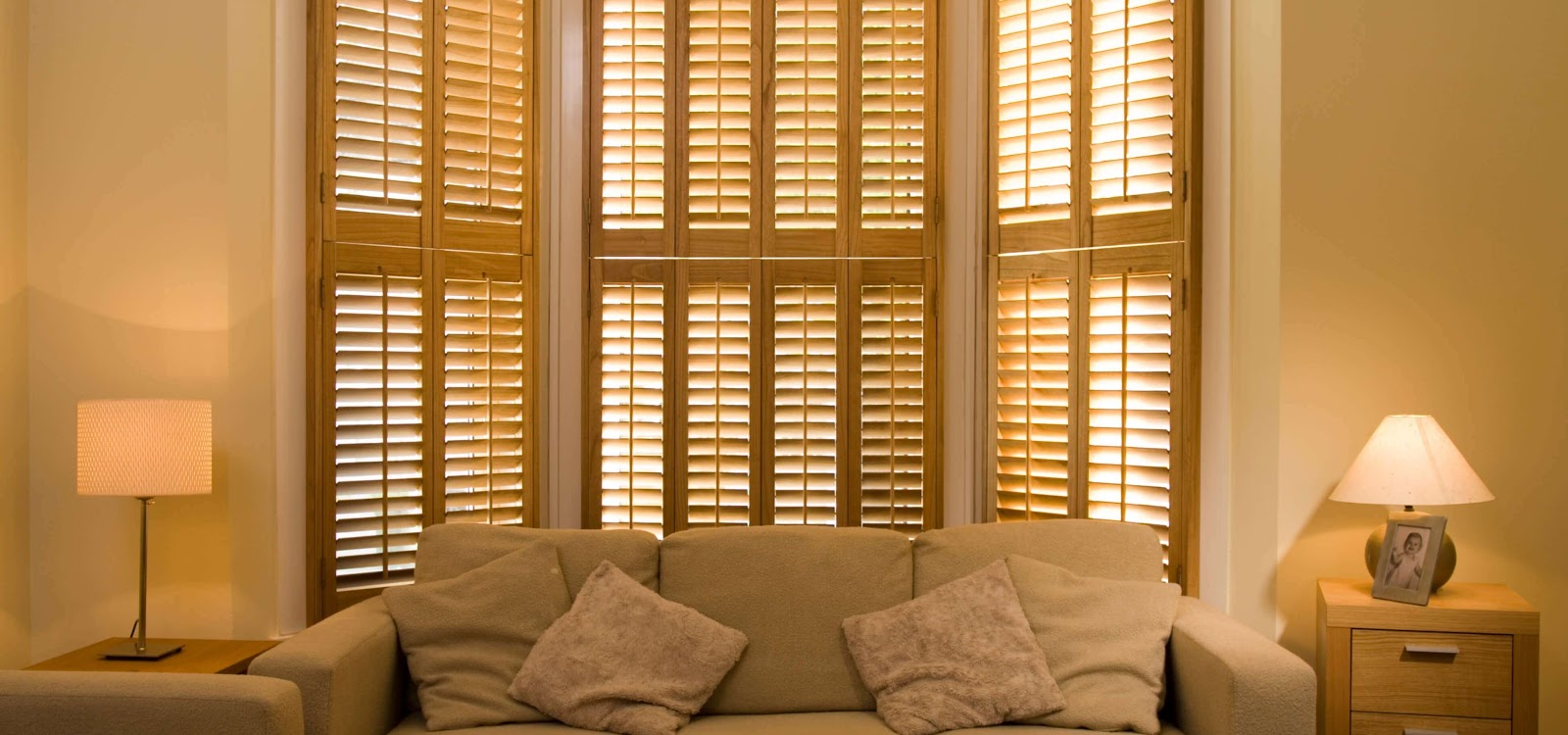 Interior Window Shutters In London