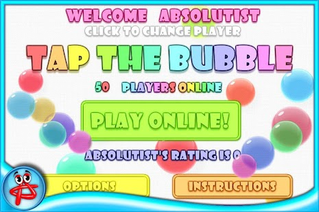 Tap the Bubble: Free Arcade- screenshot thumbnail