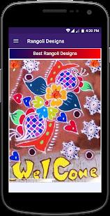 Rangoli Design Course - náhled