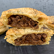 """Steak 3"""" Party Pie (Minimum of 3-can mix and match)"""