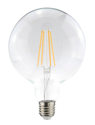 Airam Filament LED Glob125 3-step dim E27 7W