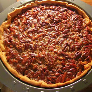 Chocolate Kahlua Pecan Pie