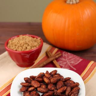 Pumpkin Pie Almonds Recipe