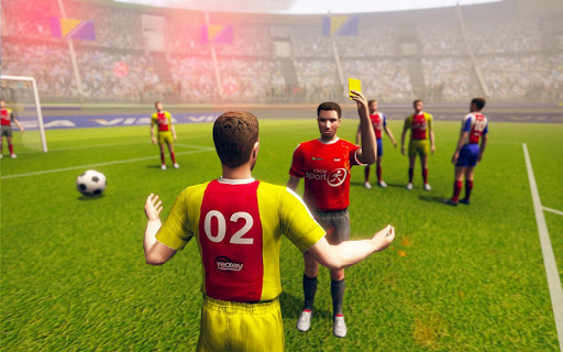Football 2020 New Game 2020- Free Games apkpoly screenshots 3