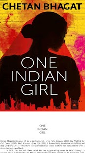 One Indian Girl - Chetan Bhagat - náhled