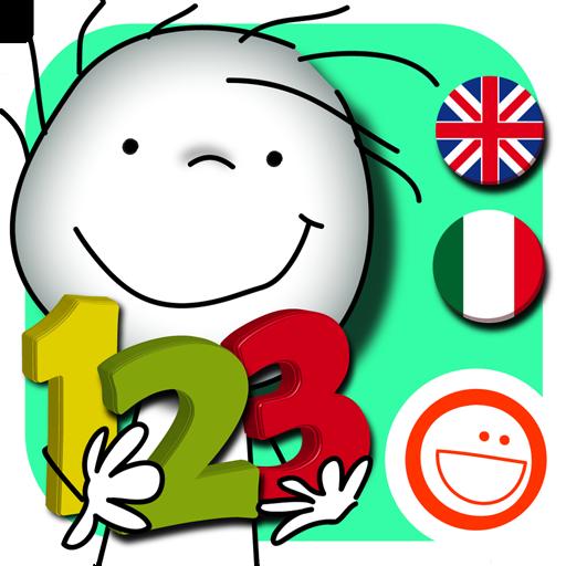 Nini learns to count - Italian