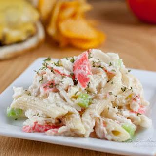 Crab Shrimp Tuna Salad Recipes