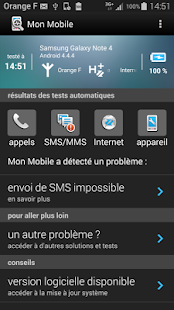Mon Mobile- screenshot thumbnail