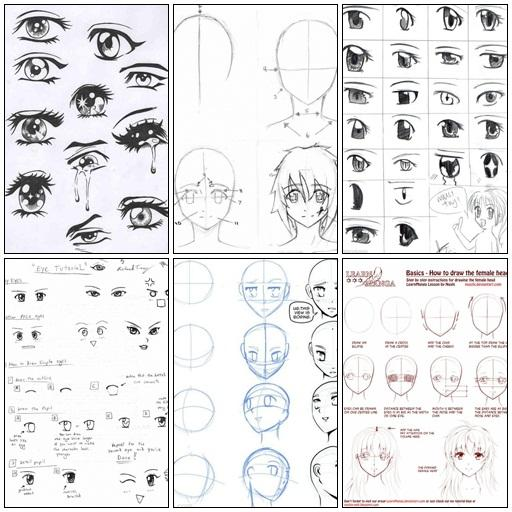 Anime Drawing Tutorials 1.0 Screenshots 3