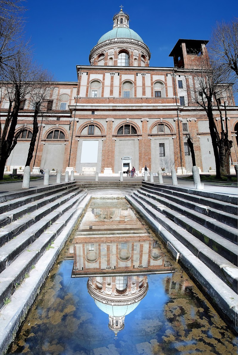 Santuario  di Caravaggio di linobeltrame