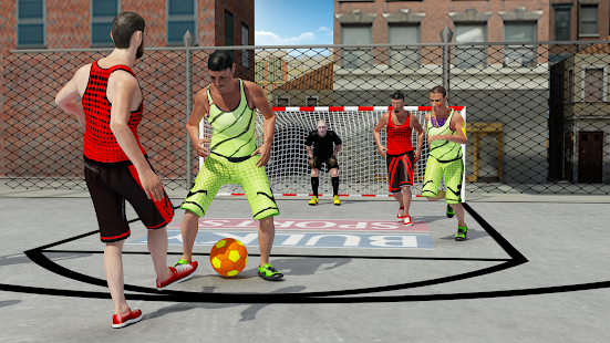 Play Street Soccer 2017 Game- screenshot thumbnail