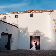Wedding photographer Manuel Asián (manuelasian). Photo of 11.01.2018