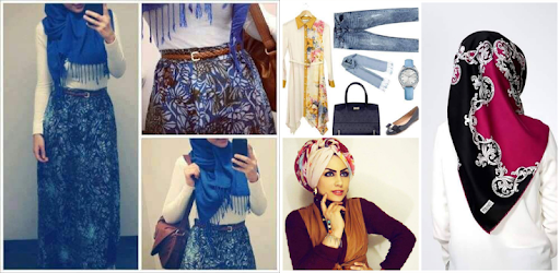 f5a2d068c ملابس للمحجبات Hijab Fashion - Apps on Google Play