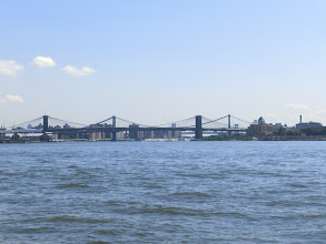 Photo: Brooklyn and Manhattan Bridges