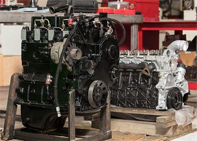 Sprinter Engines