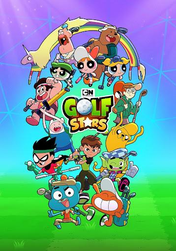 Cartoon Network Golf Stars 1.0.7 screenshots 1