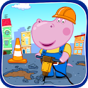 Professions for kids icon