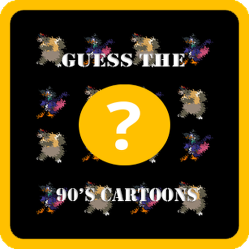 Guess The 90s Cartoons