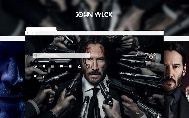 John Wick HD Wallpapers New Tab