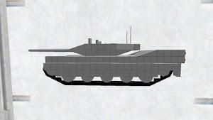 薄い高速戦車