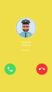 Chat with Police – Fake Police Call Prank App  Download For Android 3