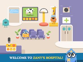 Dumb Ways JR Zany's Hospital screenshot thumbnail
