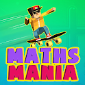 Maths Learning Free Kids Game icon