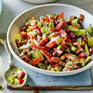 Mixed Bean Salad.