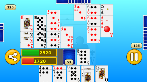 Canasta  gameplay | by HackJr.Pw 8
