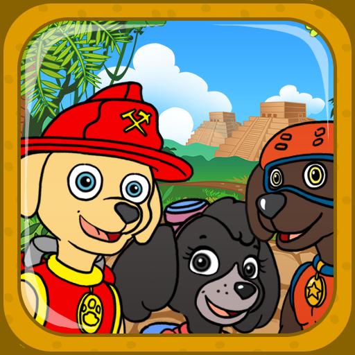 Puppy Rescue Patrol: Maya Adventures