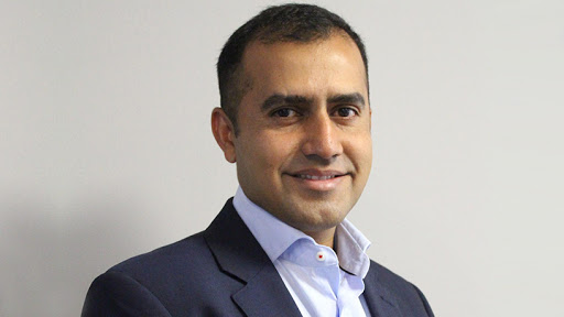 Vishal Maharaj, executive for digital at Nedbank.