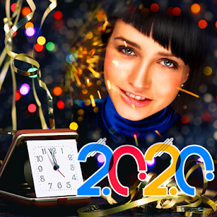 Download New Year Photo Frames 2020 For PC Windows and Mac apk screenshot 8