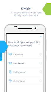 WorldRemit Money Transfer- screenshot thumbnail