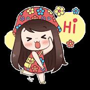 Bloobib Sticker For WhatsApp (Cute Stickers)