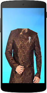 Men Salwar Kameez Suit screenshot 0