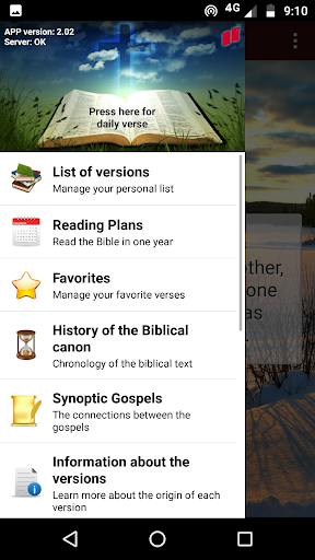 Holy Bible 2.15 screenshots 2