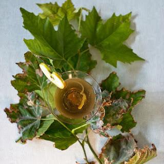 Leaf Peeper Martini