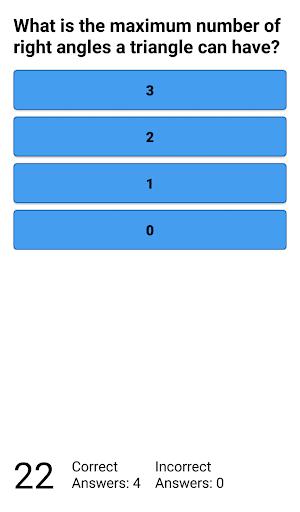 Geometry Quiz 1.0 screenshots 3