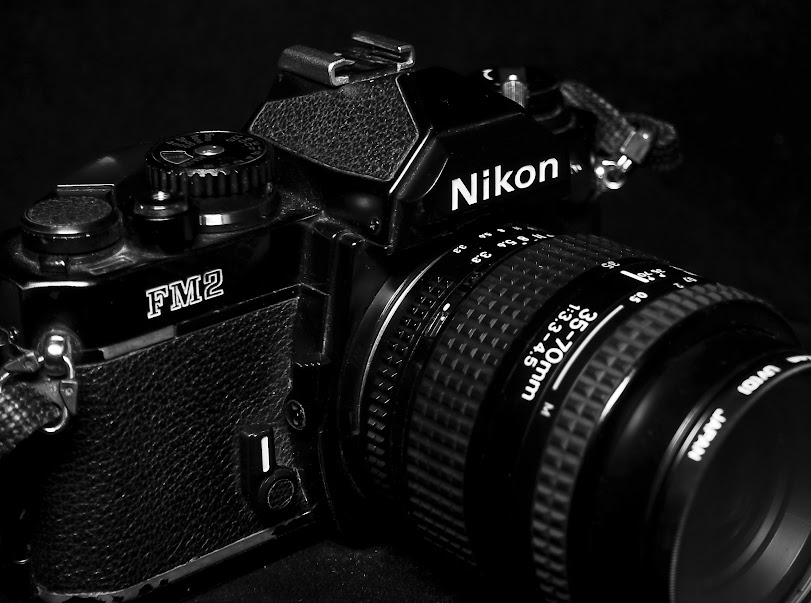 Nikon FM2 black edition