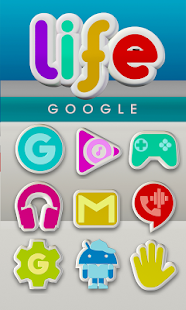 Life Icon Pack Screenshot