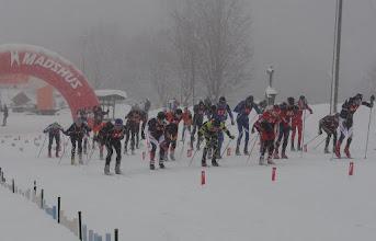 Photo: Start sprintu dvojic
