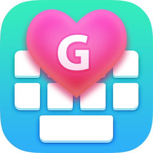 Girly Keyboard - Girly Emojis & Themes by TickTock