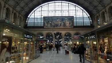 Photo: Paris: Gare de l'Est