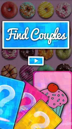 Find Couples - Memory Game