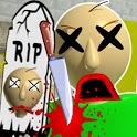 RIP Scary Math Teacher is Killed Dies Dead Grave icon