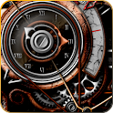 XtraOClock Steampunk Widget icon