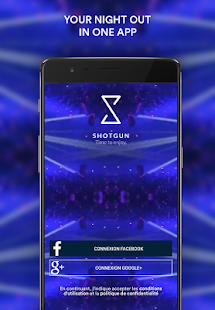 Shotgun: Tickets for Electronic Music Events- screenshot thumbnail