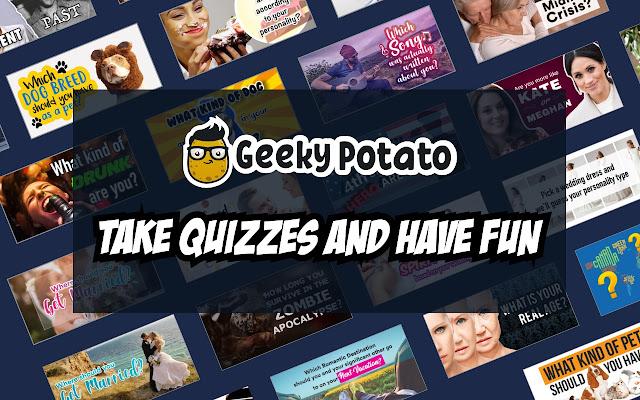 Geeky Potato